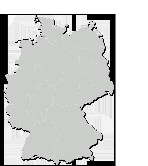 Graeser Unternehmensvermittlung - unsere Standorte