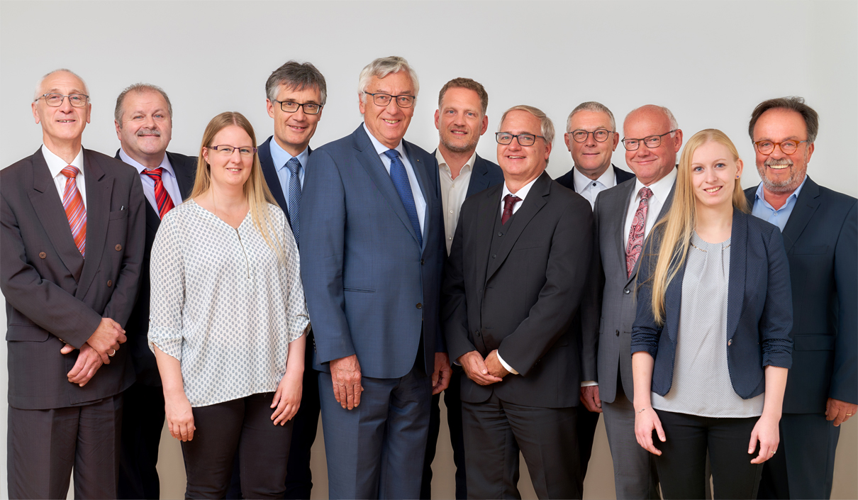 Graeser Unternehmensvermittlung - das Team